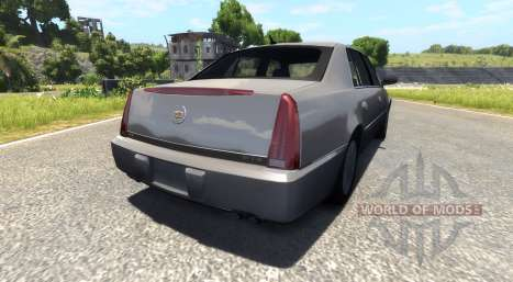 Cadillac DTS for BeamNG Drive