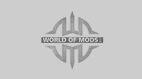Black White Modern house for Minecraft
