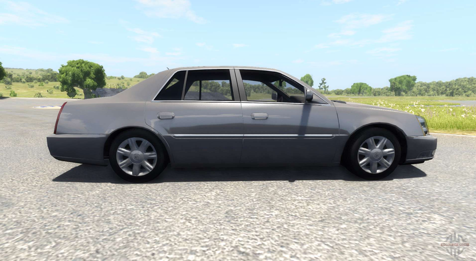 cadillac dts for beamng drive. Black Bedroom Furniture Sets. Home Design Ideas
