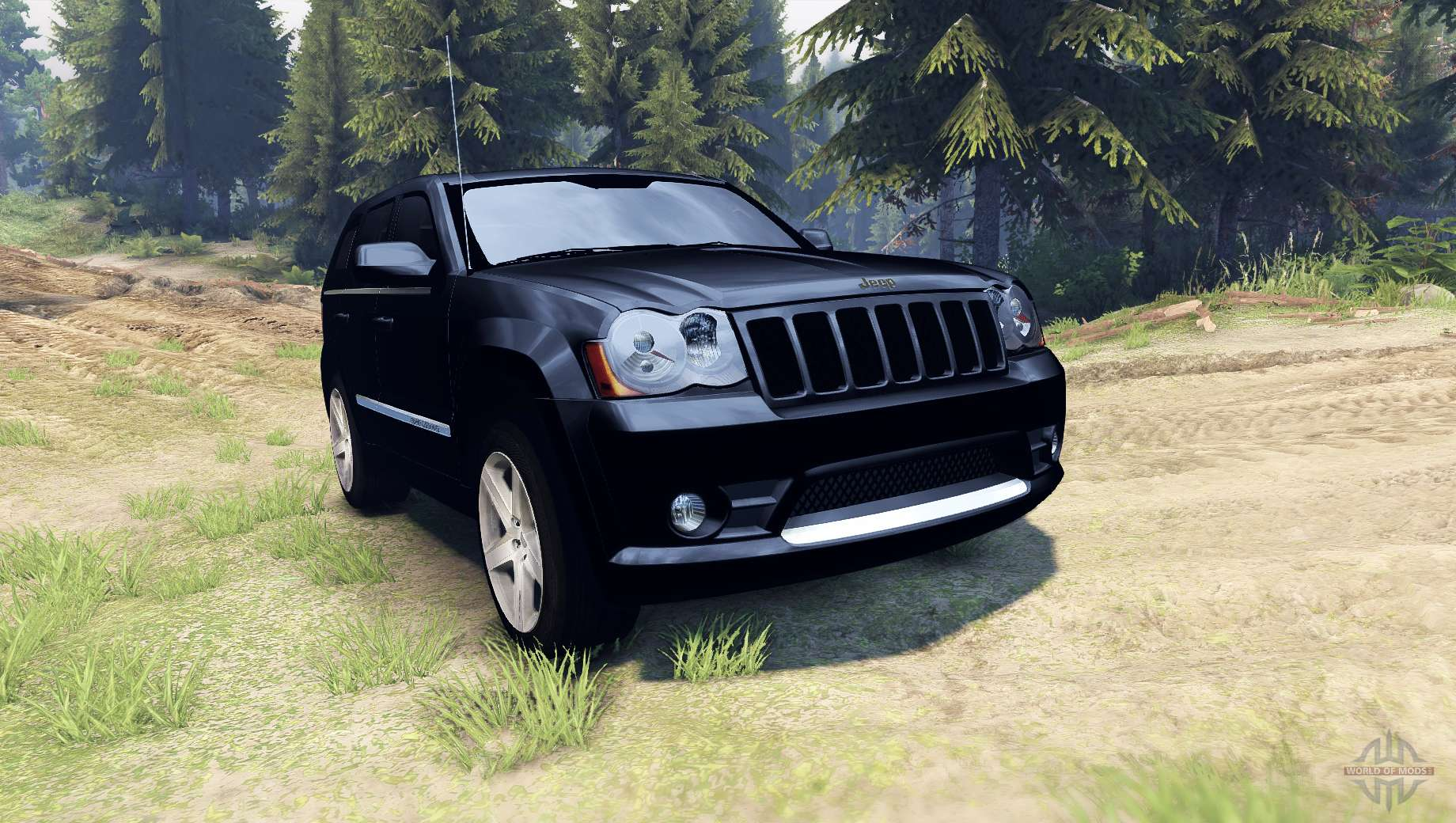 Jeep Grand Cherokee Srt Camo also Maxresdefault additionally Ehm Small likewise D Df F F C Bcf further Spintiresrelease. on jeep grand cherokee mod