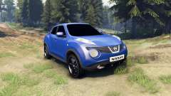 Nissan Juke for Spin Tires