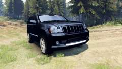 Jeep Grand Cherokee SRT-8 2009