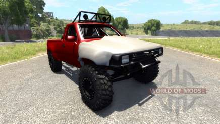 Toyota PreRunner Off-Road for BeamNG Drive