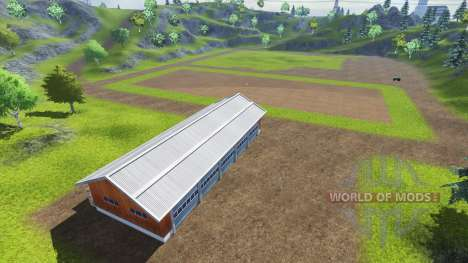 Fiatagri v1.1 for Farming Simulator 2013