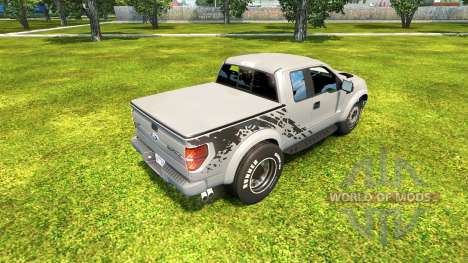 Ford F-150 SVT Raptor 2012 v2.0 for Euro Truck Simulator 2