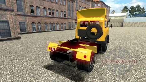 MAZ-504 v2.0 for Euro Truck Simulator 2