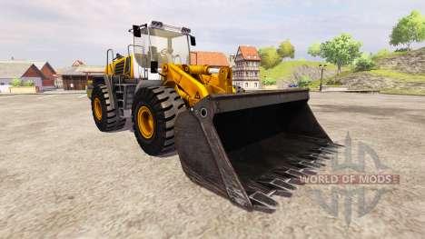 Liebherr L550 for Farming Simulator 2013