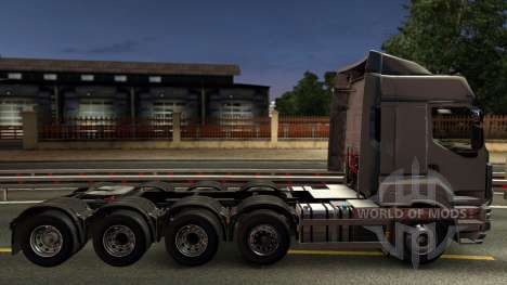 Sisu R500 for Euro Truck Simulator 2