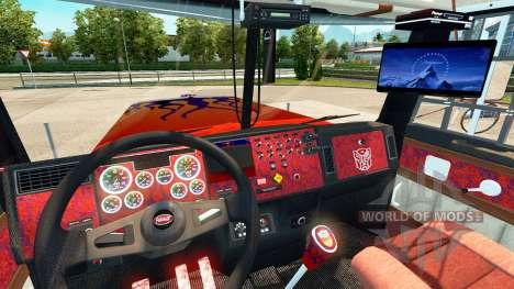 379 Peterbilt [Optimus Prime] for Euro Truck Simulator 2