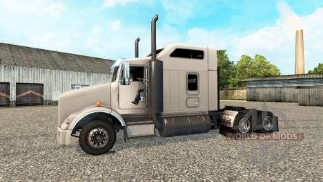 Kenworth T800 for Euro Truck Simulator 2