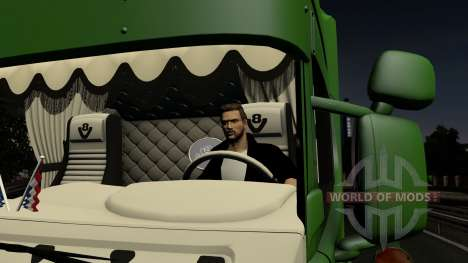 Scania R620 Bring 2.0 for Euro Truck Simulator 2