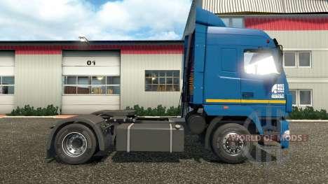 MAZ 5440 A9 for Euro Truck Simulator 2