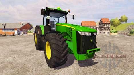 John Deere 8360R v1.5 for Farming Simulator 2013