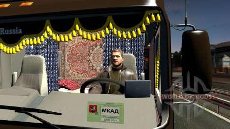 International 9800i for Euro Truck Simulator 2