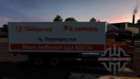 MAN TGS 18.440 for Euro Truck Simulator 2