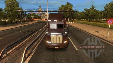 Peterbilt 386 for Euro Truck Simulator 2