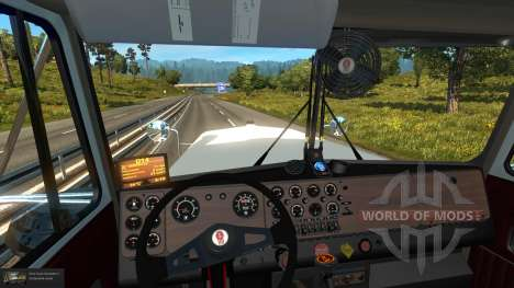 Kenworth W900A for Euro Truck Simulator 2