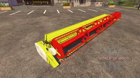 CLAAS V1200 for Farming Simulator 2013
