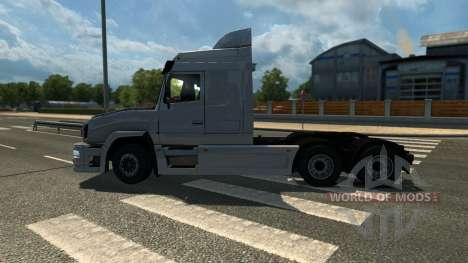 MAZ 6440 for Euro Truck Simulator 2