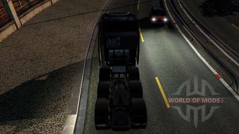 Mercedes-Benz Actros 4160 SLT 8x4 Titan for Euro Truck Simulator 2