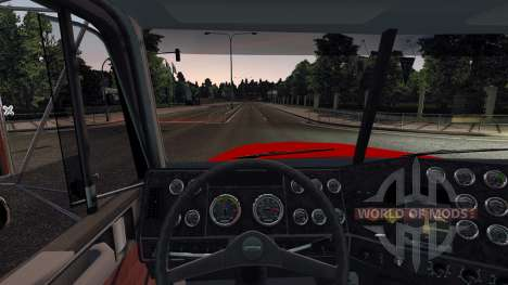 Freightliner FLD 120 4x2 for Euro Truck Simulator 2