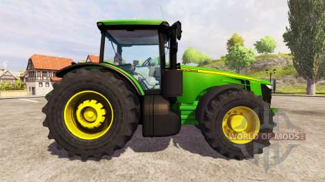 John Deere 8360R v1.5 for Farming Simulator 2013
