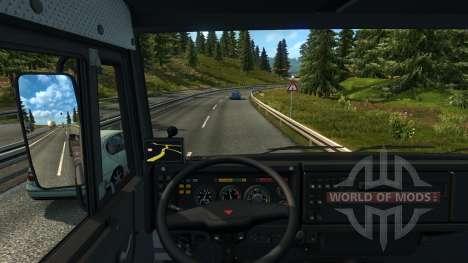 KamAZ-6460 for Euro Truck Simulator 2