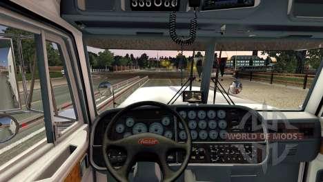 Peterbilt 379 CAT for Euro Truck Simulator 2