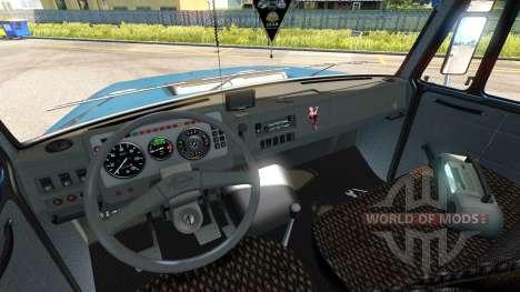 ZIL MMZ 5423 for Euro Truck Simulator 2