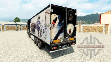 Berlin Polarbears for Euro Truck Simulator 2