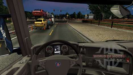 Scania P360 for Euro Truck Simulator 2