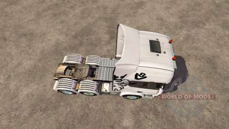 Scania R730 Topline v2.0 for Farming Simulator 2013