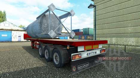 Semi Repintado for Euro Truck Simulator 2