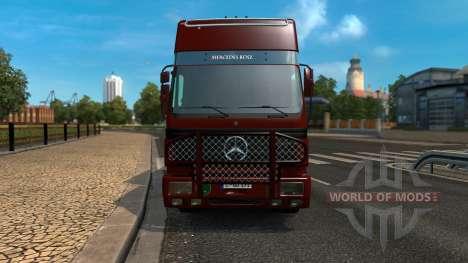 Mercedes-Benz 1853 for Euro Truck Simulator 2
