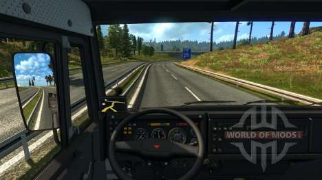 KamAZ-6460 for Euro Truck Simulator 2