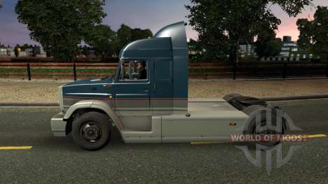 ZIL-5423 for Euro Truck Simulator 2