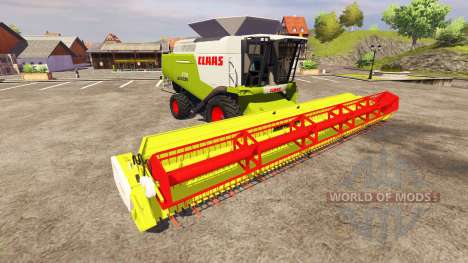 CLAAS Lexion 770 for Farming Simulator 2013