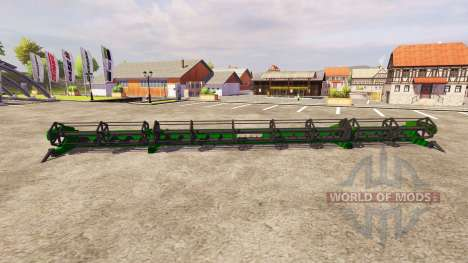 Deutz-Fahr Cutter 1320 WSR Pro for Farming Simulator 2013