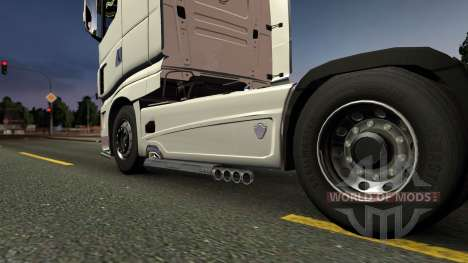 Scania R700 for Euro Truck Simulator 2