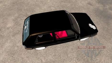 Volkswagen Golf Mk2 GTI v2.0 for Farming Simulator 2013