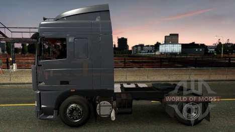 DAF 95XF SpaceCab & Interior for Euro Truck Simulator 2