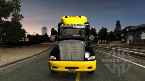 Peterbilt 386 Deluxe Edition for Euro Truck Simulator 2
