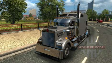 Kenworth Long Edition for Euro Truck Simulator 2
