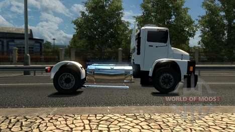 Mercedes-Benz 1518 for Euro Truck Simulator 2