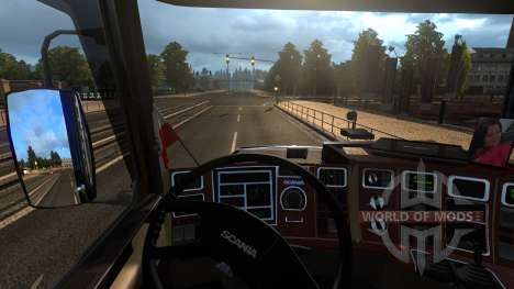 Scania 143M 3.2 for Euro Truck Simulator 2