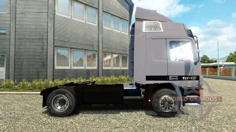 Mercedes-Benz Actros MP1 for Euro Truck Simulator 2