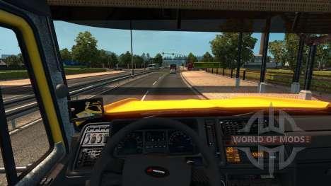 Ural 6464 for Euro Truck Simulator 2