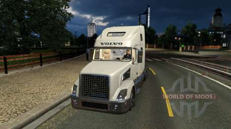 Volvo VT880 v 2.0 for Euro Truck Simulator 2