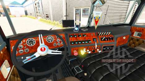 Kenworth K100 v2.2 for Euro Truck Simulator 2