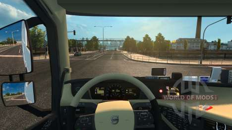 Volvo FH4 540 for Euro Truck Simulator 2